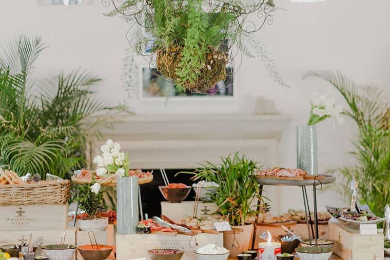 L'antico Giardino Weddings - the kitchen lantico giardino inside 4